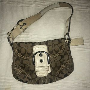 Coach purse! Shoulder bag!